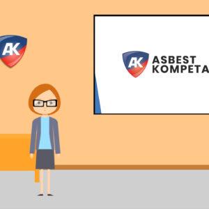 Asbest stillbilde