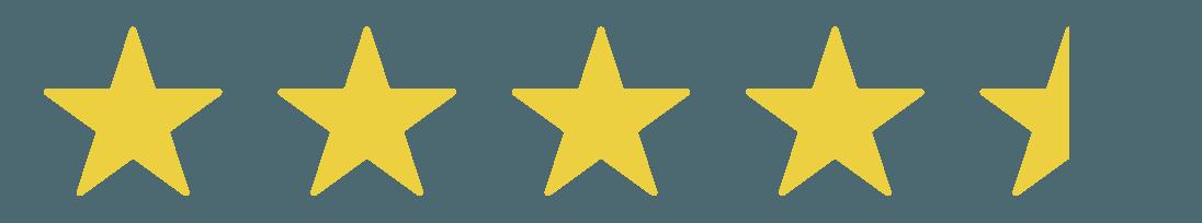 stjerner rating asbestkompetanse
