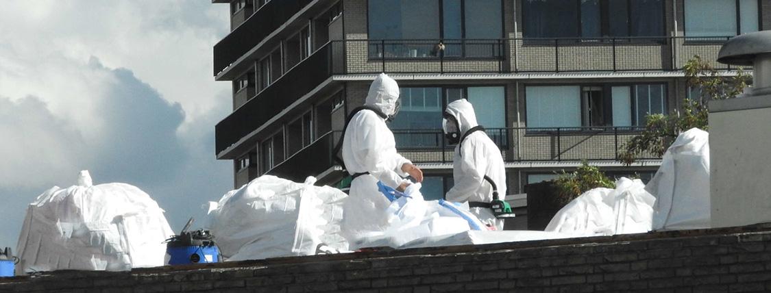 Er du eksponert for asbestholdig materiale
